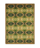 Joy Carpets Kaleidoscope Canyon Ridge Cactus Area Rug
