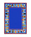 Joy Carpets Kid Essentials Children Of Many Cultures Multi Area Rug
