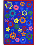 Joy Carpets Kid Essentials Geared For Learning Multi Area Rug