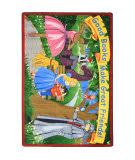 Joy Carpets Kid Essentials Good Books Make Great Friends Multi Area Rug