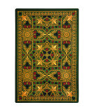 Joy Carpets Games People Play Jackpot Emerald Area Rug