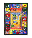 Joy Carpets Kid Essentials Read And Rhyme Multi Area Rug