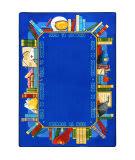 Joy Carpets Kid Essentials Read To Succeed Multi Area Rug