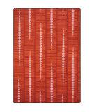 Joy Carpets Kid Essentials Recoil Red Area Rug