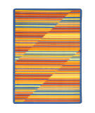 Joy Carpets Kid Essentials Rhythm Sunset Area Rug