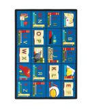 Joy Carpets Kid Essentials Sit And Read Multi Area Rug