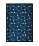 Joy Carpets Playful Patterns Spot On Seaside Area Rug