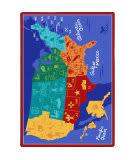 Joy Carpets Kid Essentials States Of The Nation Multi Area Rug