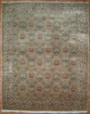 Kalaty Oak 145398 Gold Ivory Area Rug