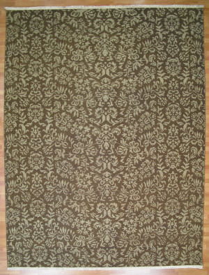 Kalaty Oak 264420 Brown Gold Area Rug