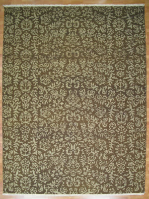 Kalaty Oak 267990 Brown Gold Area Rug