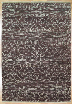 Kalaty Oak 350715 Brown Area Rug
