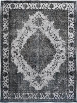 Kalaty Oak Pak Vintage 4345 Gray Area Rug