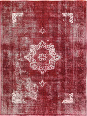 Kalaty Oak Pak Vintage 4462 Red Area Rug
