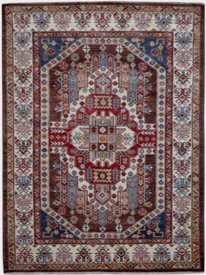 Kalaty Oak Pak Kazak 4478 Multi Area Rug