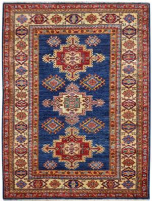Kalaty Oak Pak Kazak 4499 Blue Area Rug