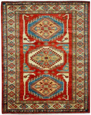Kalaty Oak Pak Kazak 4500 Rust Area Rug