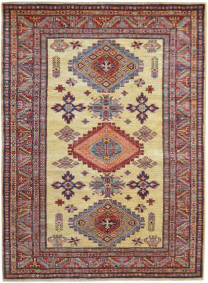 Kalaty Oak Pak Kazak 4538 Beige Area Rug