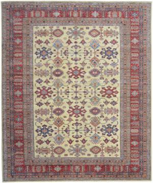 Kalaty Oak Pak Kazak 4651 Ivory Area Rug