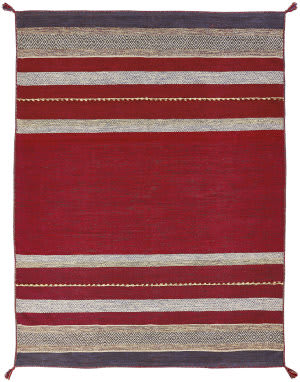 Kalaty Andes Ad-625 Ruby Area Rug