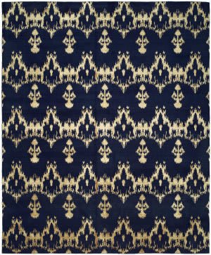 Kalaty Gramercy Gr-678 Midnight Blue Area Rug