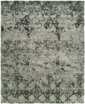 Famous Maker Insight 100941 Granite Grey Area Rug