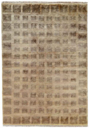 Kalaty Jade Jd-651 Light Camel Area Rug