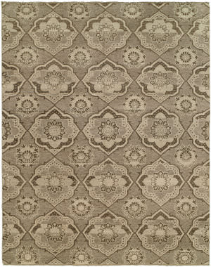 Famous Maker Luxx 100871 Soft Grey Area Rug