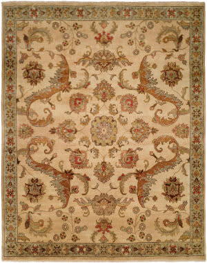 Famous Maker Murrow 100564 Vanilla Mist Area Rug