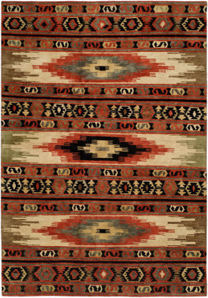 Famous Maker Mojore 100695 Multi Area Rug