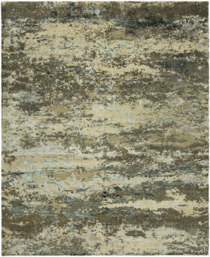 Famous Maker Oracle 100779 Earthy Granite Area Rug