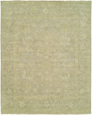 Famous Maker Oushak 100462 Vintage Earth Area Rug