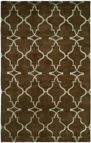 Kalaty Portfolio Pf-344 Java - Brown Area Rug
