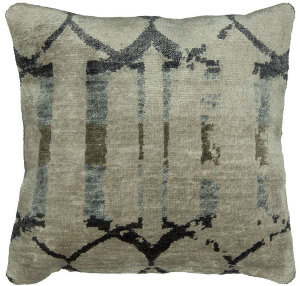 Kalaty Bespoke Pillow Pb-948 Platinum