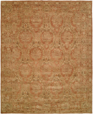Kalaty Royal Manner Estates Re-865 Multi Area Rug