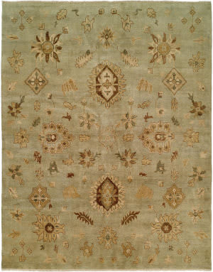 Famous Maker Regal Legacy Rh-784 Blue Mist Area Rug