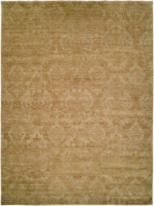 Kalaty Royal Manner Derbysh Rm-730 Light Green Area Rug