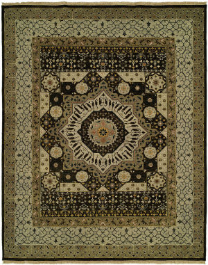 Famous Maker Soumak 100273 Java Area Rug