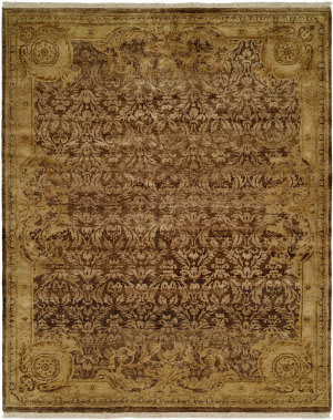 Kalaty Tuscany Tc-606 Brown - Ivy Area Rug