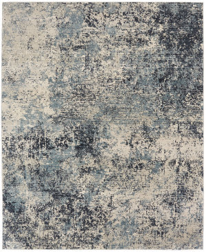 Kalaty Theory Ty-675 Blues/Greys Area Rug