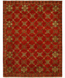 Famous Maker Artisan 100046 Truly Red Area Rug