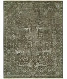 Famous Maker Elixir 100027 Antique Grey Area Rug