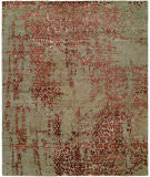 Famous Maker Onyx 100571 Sandy - Crimson Area Rug