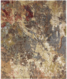 Famous Maker Onyx 100582 Multi - Abstract Area Rug