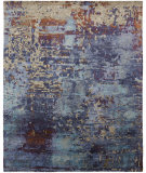 Famous Maker Onyx 100586 Blue Tones/Multi Area Rug