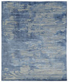 Famous Maker Elated 100369 Capri Blue Area Rug