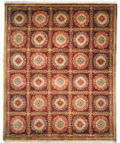 Kalaty Chantal Fc-641 Plum Area Rug