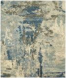 Famous Maker Ingrid 100257 Denim Shades Area Rug
