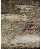 Famous Maker Jupiter 100074 Earth Tones / Forest Area Rug