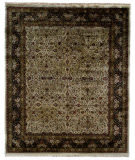 Kalaty Majestic Mj-941 Sage Black Area Rug